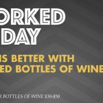 Tunxis Grill Uncorked Mondays